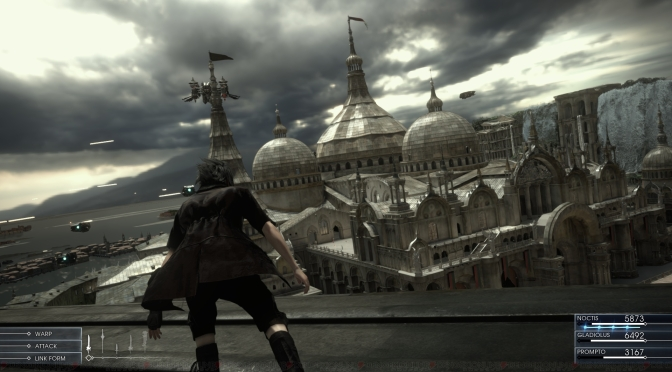 Final Fantasy XV Could Have a Related Online Game