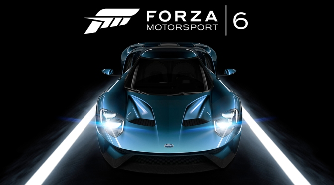 Forza Motorsport 6 Announced For Xbox One