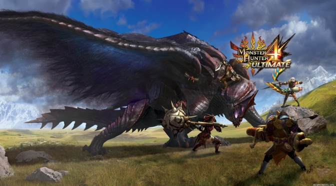 Monster Hunter 4 Ultimate Gets A Release Date And Limited Edition