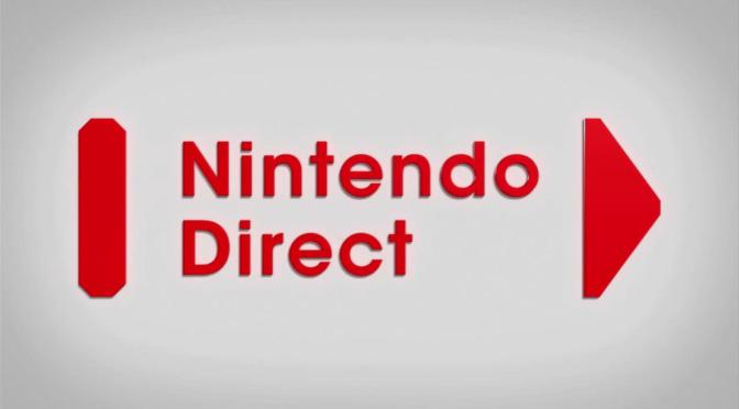 Latest Nintendo Direct Coming This Morning