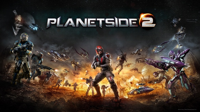 Planetside 2 Beta Coming To PlayStation 4
