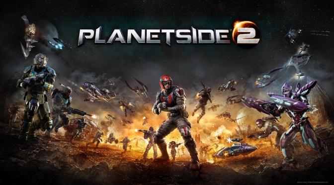 Planetside 2 Beta Coming To PlayStation 4
