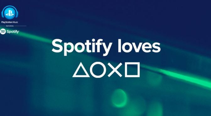Music Service Spotify Comes To PlayStation