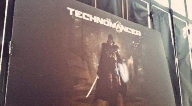 Spiders Announces RPG Technomancer