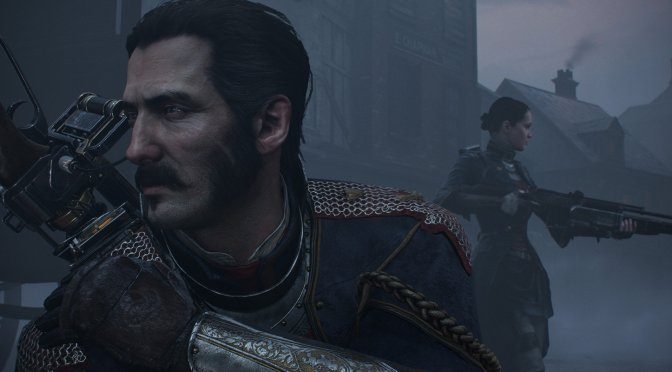 New Trailer For The Order: 1886