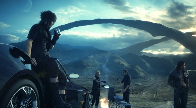 Final Final Type-0 HD will Include FF XV Demo on Release Day