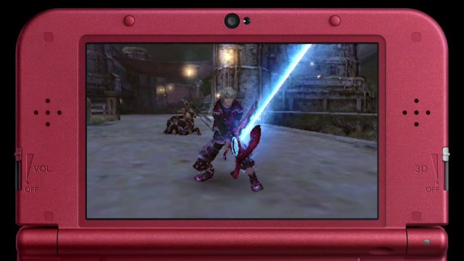 New Xenoblade Chronicles 3D Info Announced