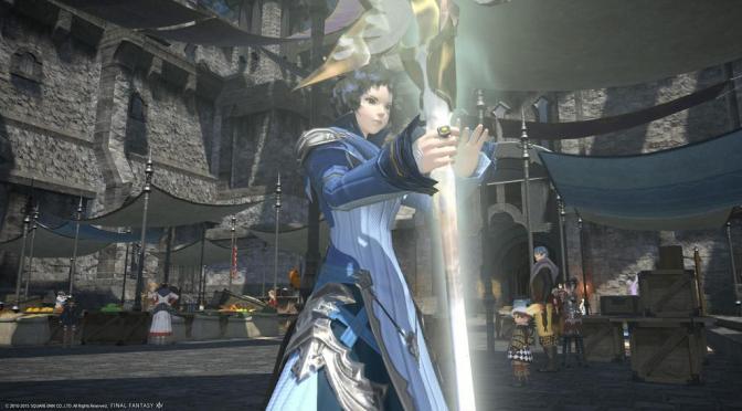 Final Fantasy XIV: A Realm Reborn Reaches 4 Million Accounts