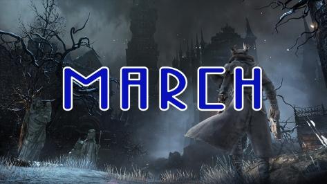 bloodborne march copy