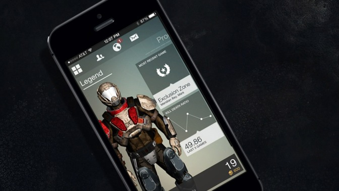 Destiny Companion App Adds Convenience