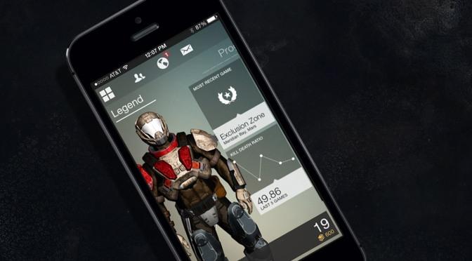 Destiny Companion App Adds Convenience