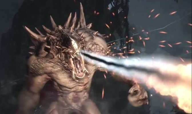 New Evolve Trailer is Doing It Live (Action)