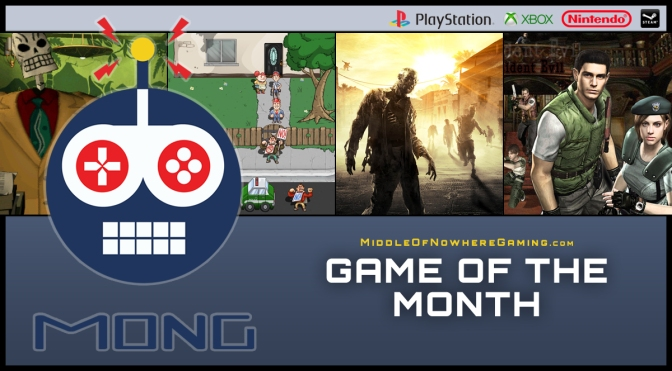 Game of the Month – January 2015