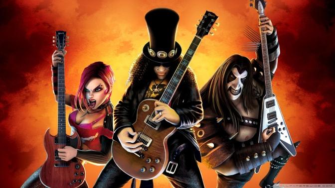 New Guitar Hero In Development?