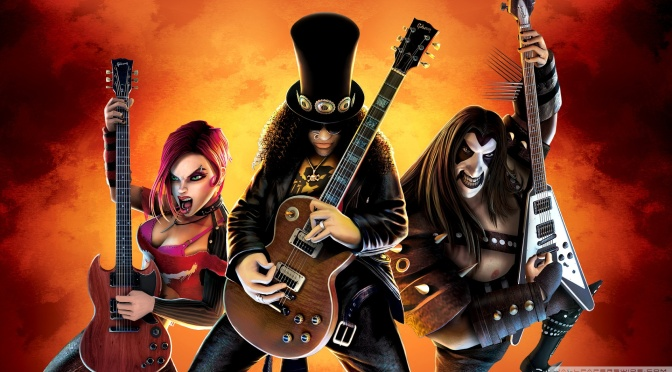 New Guitar Hero In Development?