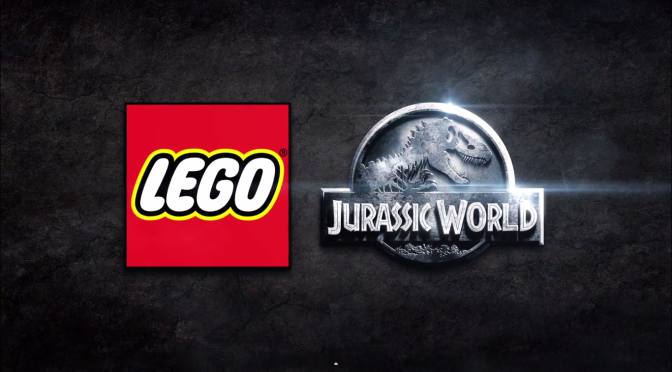 LEGO: Jurassic World Teaser Released