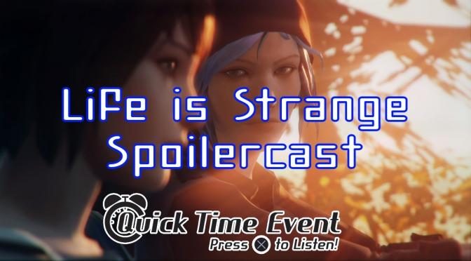 Life is Strange Spoilercast