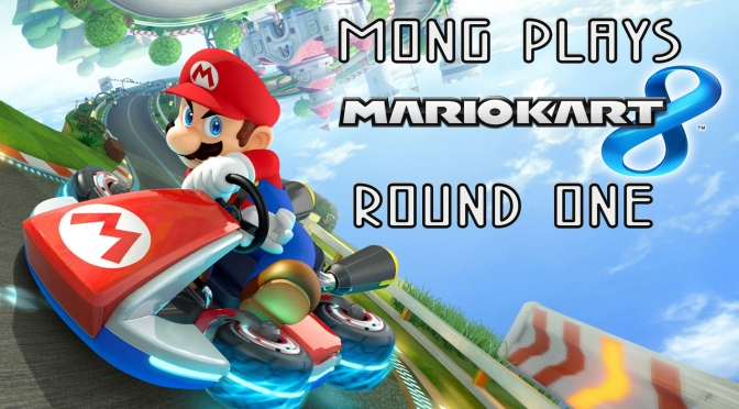 Aaron and Lucy Dominate Round One of MONG Plays Mario Kart 8