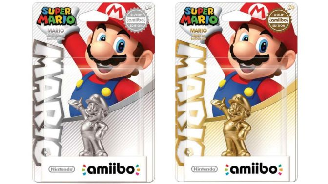 Exclusive Amiibo coming to Walmart