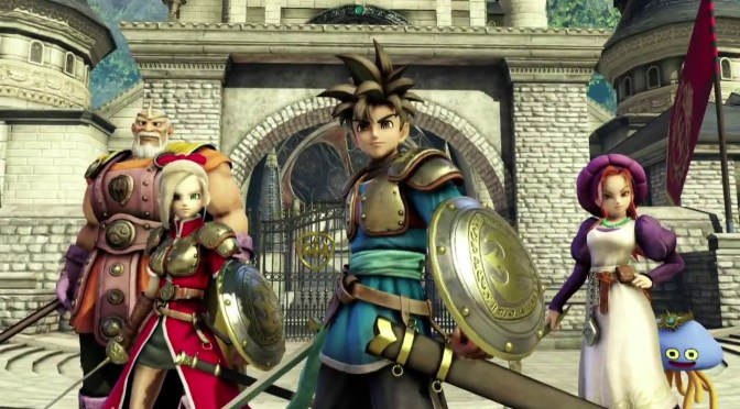 Dragon Quest Heroes Coming to the West This Year