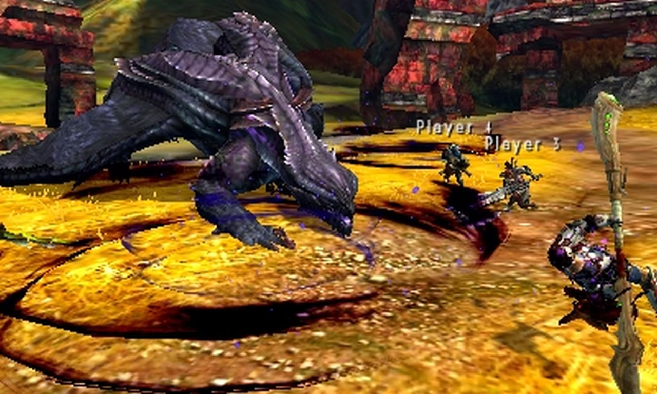 Monster hunter ultimate review middle of nowhere gaming