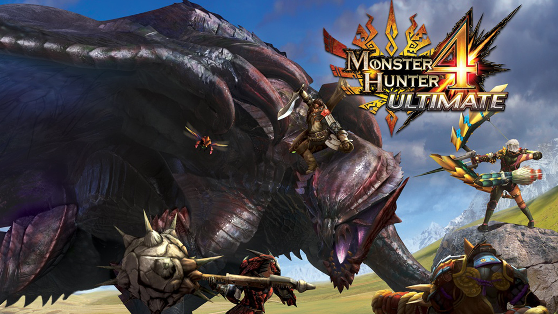 Monster Hunter 4 Ultimate Review Middle Of Nowhere Gaming