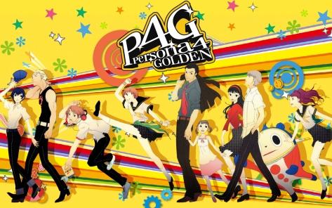 Persona 4 Golden. Case Closed.