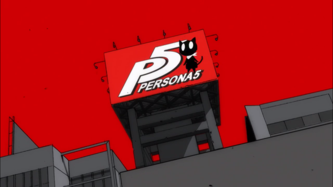 Persona 5 Gameplay Trailer