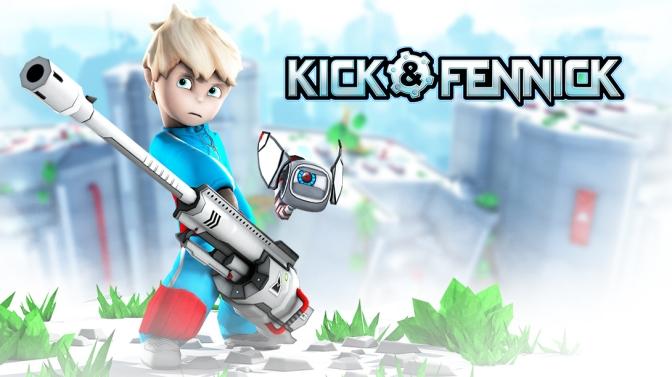Kick & Fennick Review (Vita)