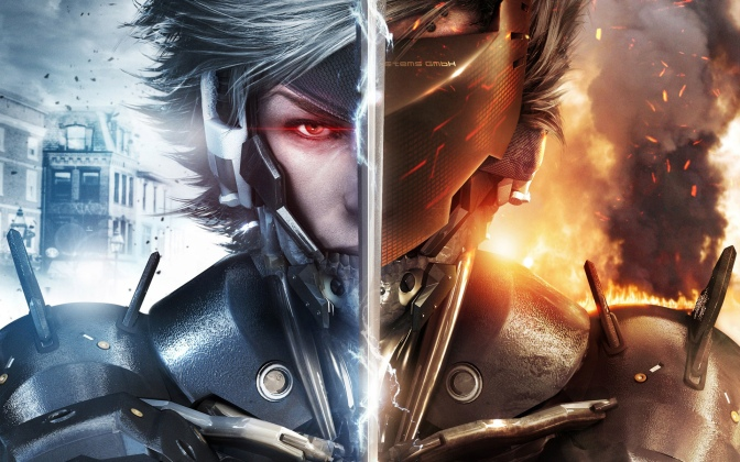Platinum May Be Working on a New Metal Gear Rising