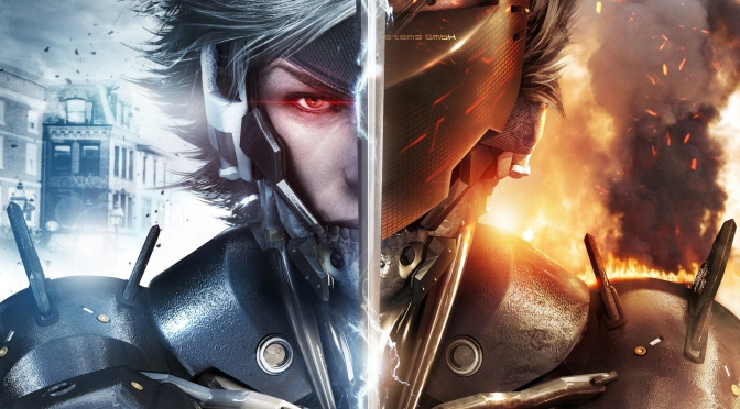 UPDATE: Platinum May Be Working on a New Metal Gear Rising