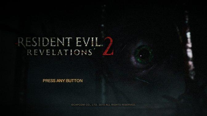 Resident Evil Revelations 2 Episode One Review