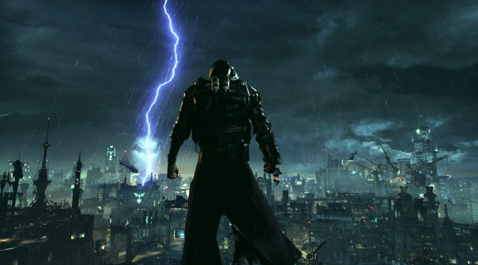 New Batman: Arkham Knight Trailer Unveiled