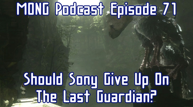 Should Sony Give Up On The Last Guardian?