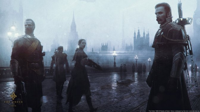 The Order: 1886 Averages 8-10 Hours of Playtime