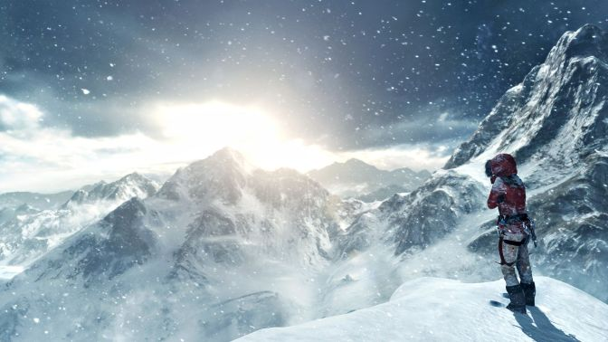 Stunning New Screenshots From Rise Of The Tomb Raider
