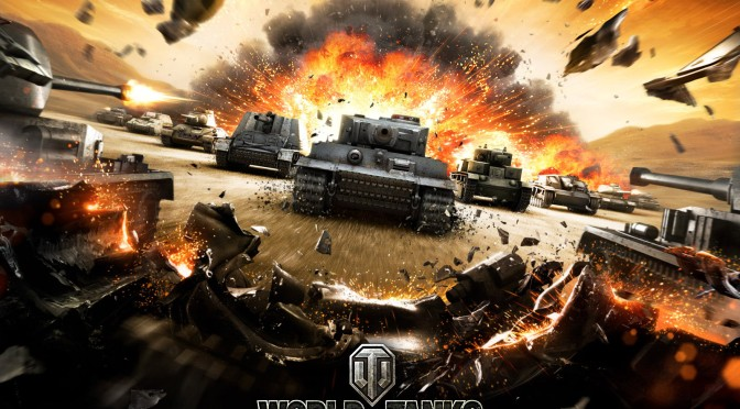 World of Tanks Coming to Xbox One This Year