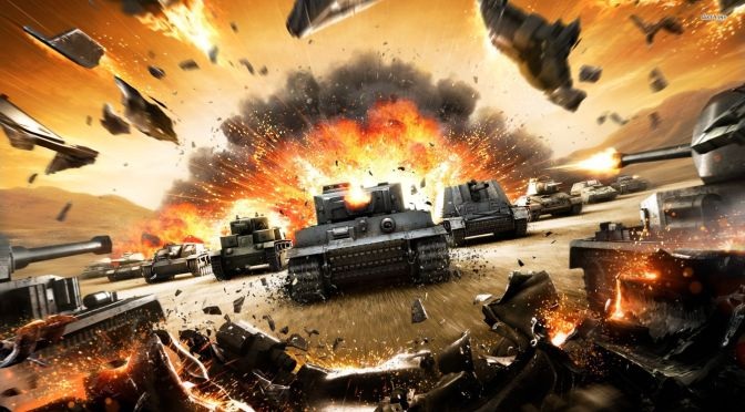 World of Tanks Will Be Available on Xbox One in 2015