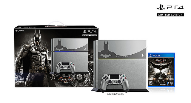 Batman: Arkham Knight Limited Edition PS4 Announced!