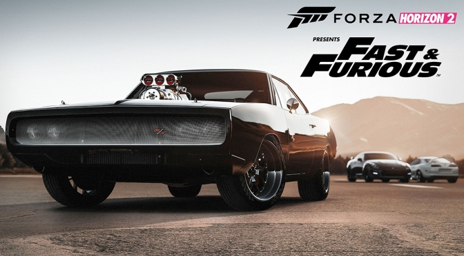 Forza Horizon 2 Presents Fast & Furious Out Today