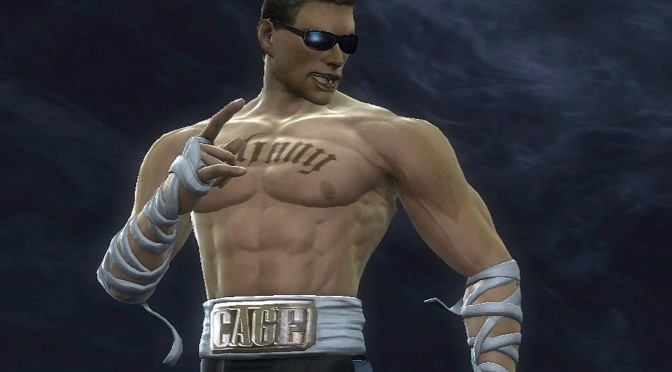 Guard Your Junk! Johnny Cage Returns In Mortal Kombat X!