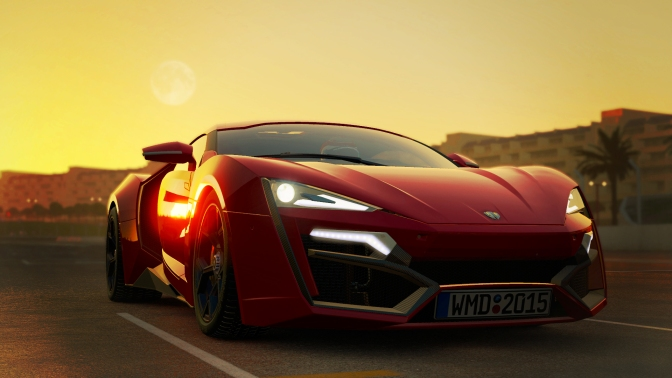 Project CARS Giving Away Free DLC Every Month