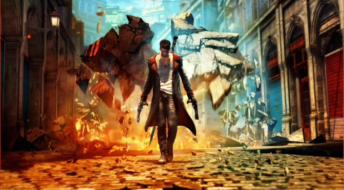 DmC Devil May Cry Definitive Edition Review