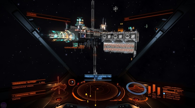 Elite: Dangerous Will Release on Xbox One This Summer