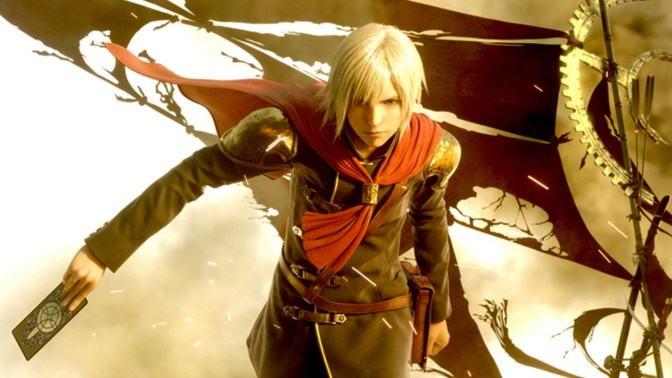 Get a Look at Final Fantasy Type-0 HD In New Trailer