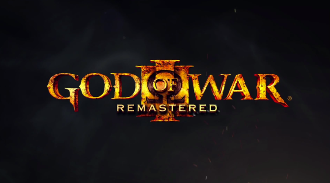 Kratos Jumps Over To The PS4 With God of War III: Remastered