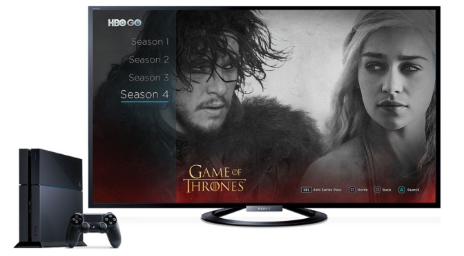 HBO Go Now Available On PlayStation 4