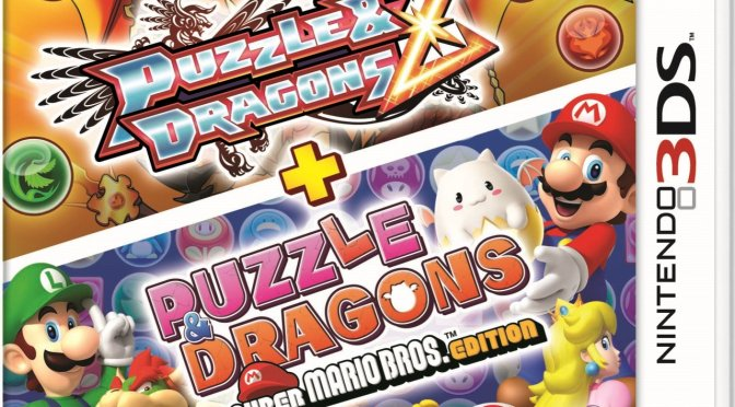 Puzzle & Dragons Mario Bundle to Release on May 22nd