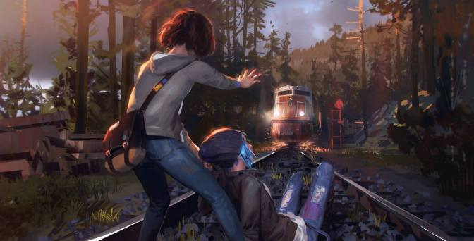 Life Is Strange Episode Two: Out of Time Review