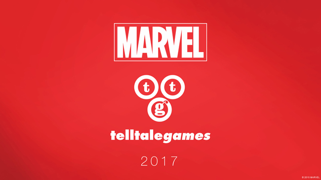 Marvel Meets Telltale on Consoles in 2017